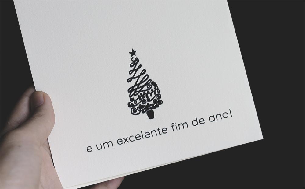 embalando presentes de natal