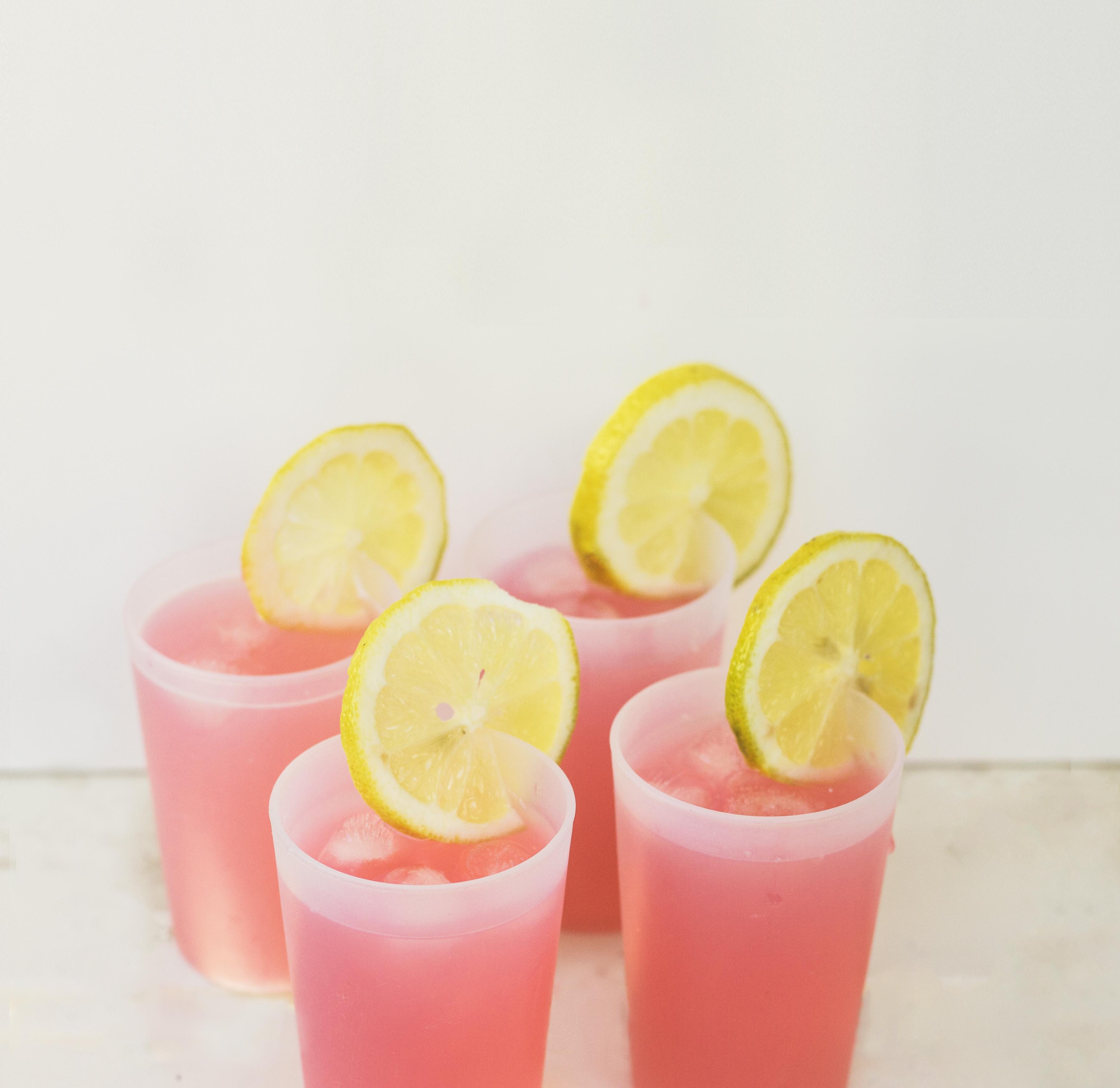 pink lemonade natural