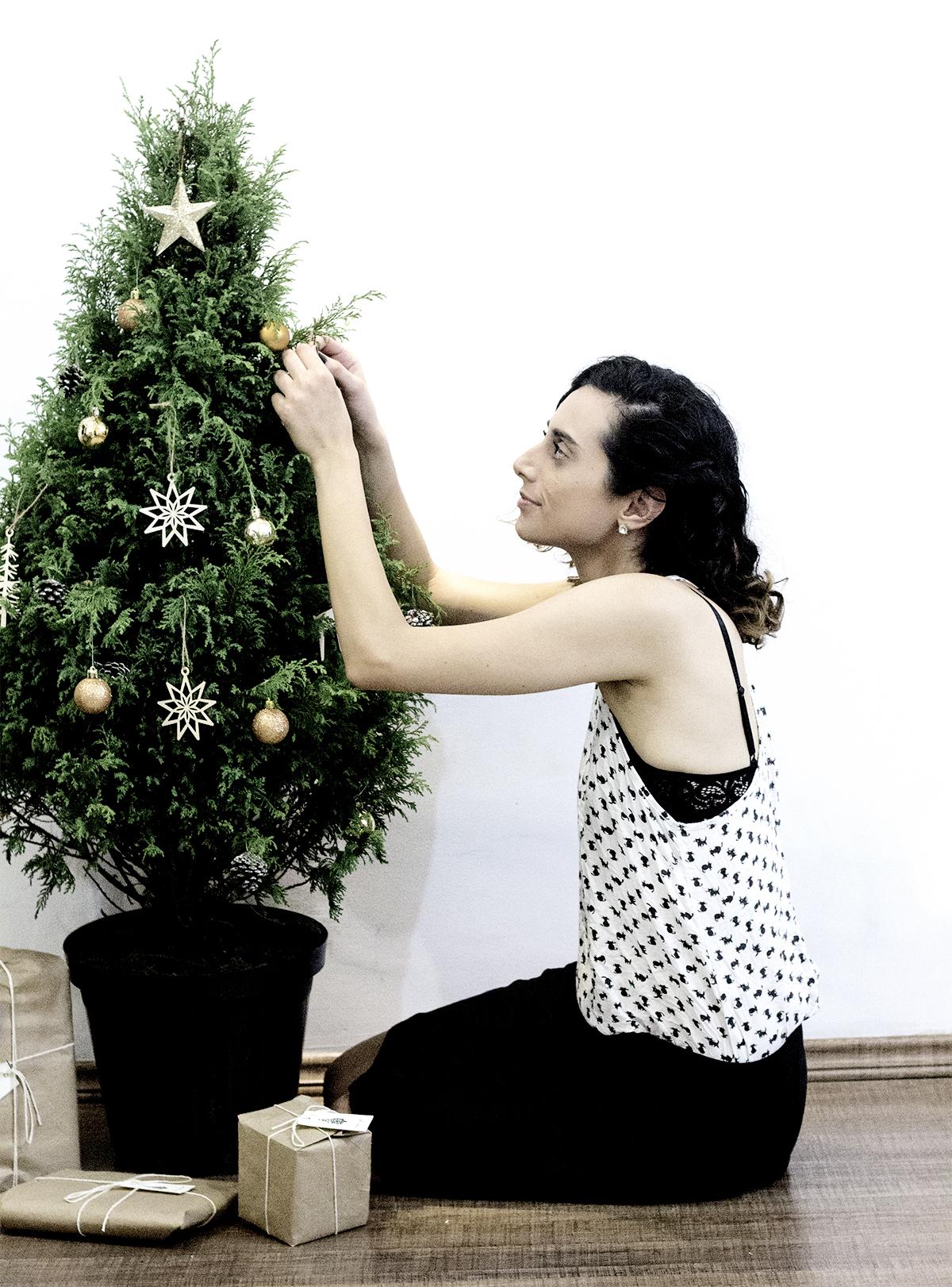natal minimalista